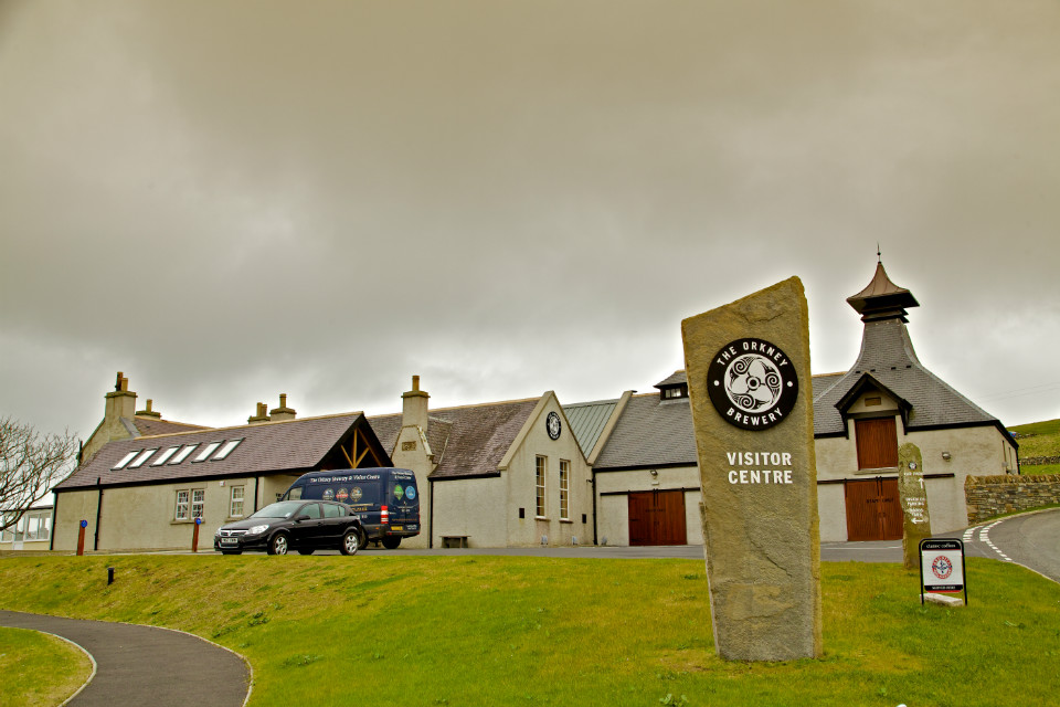 Orkney Brewery - 7 miles
