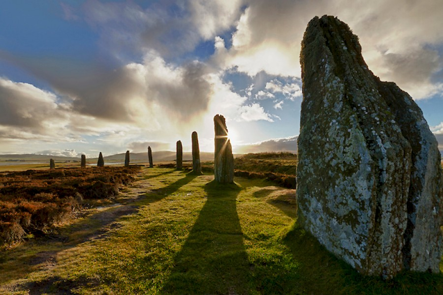 Ring of Brodgar - 11.5 miles