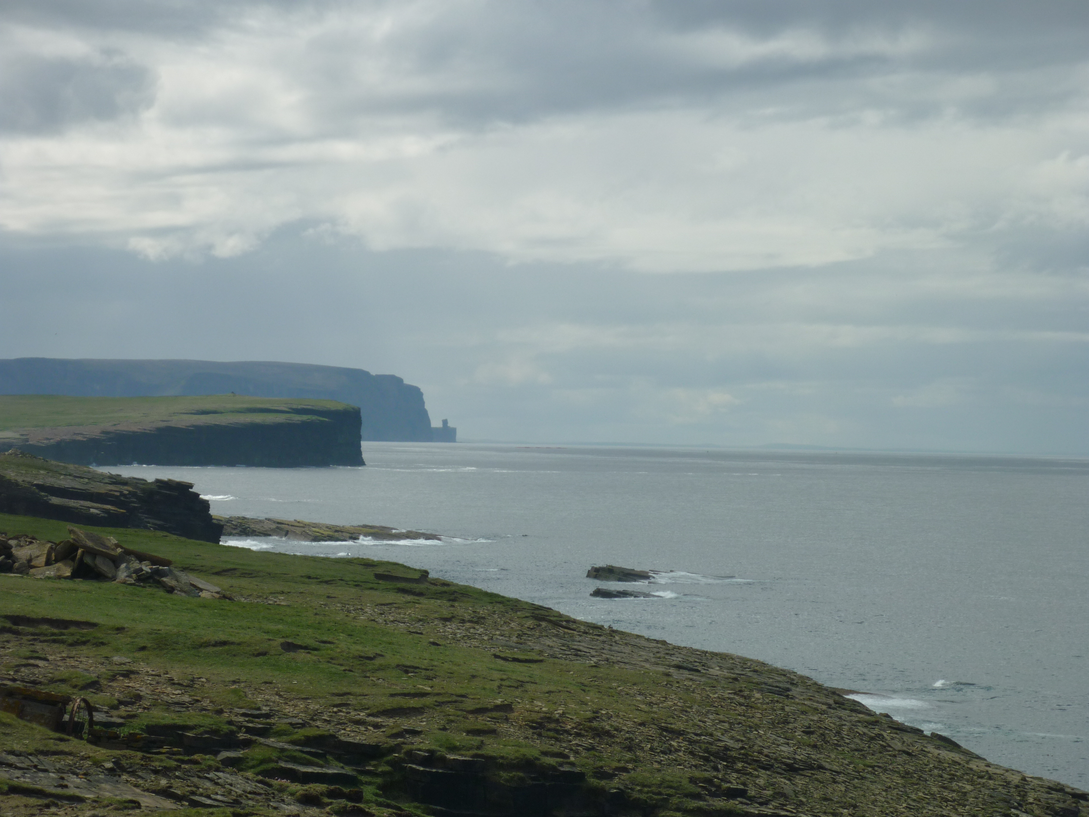 Old Man of Hoy - Island Trip